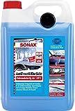 SONAX AntiFrost&KlarSicht Gebrauchsfertig bis -20° C (5 Liter) schneller, schlierenfreier und effektiver Scheibenreiniger für den Winter | Art-Nr. 03325000