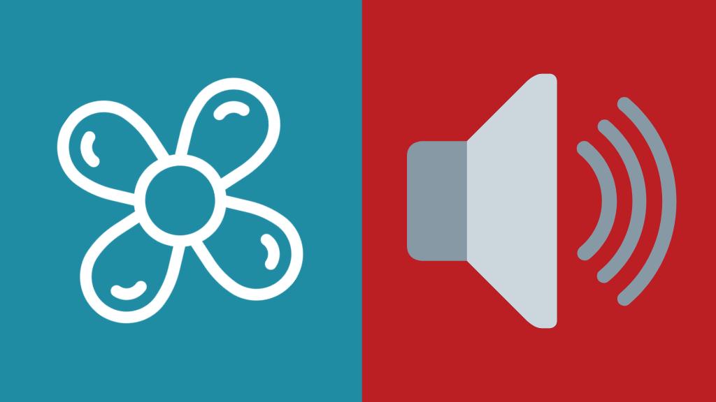 Wie leise ist ein geräuscharmer Ventilator wirklich?