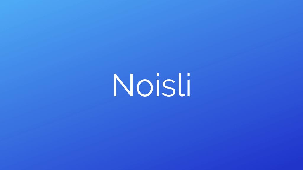 Mit Noisli für mehr Ruhe und Produktivität beim Arbeiten sorgen
