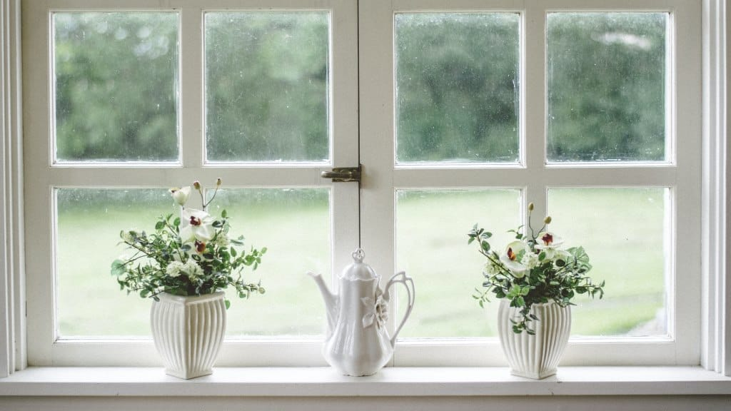 Auch Fenster benötigen manchmal eine Schalldämmung