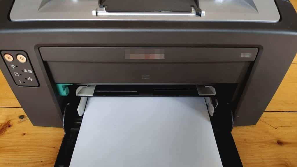 Leise Drucker für mehr Ruhe im Homeoffice
