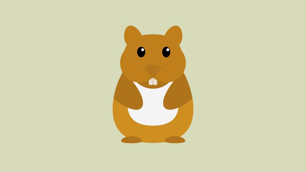 Mit einem leisen Hamsterrad hast du nachts mehr Ruhe