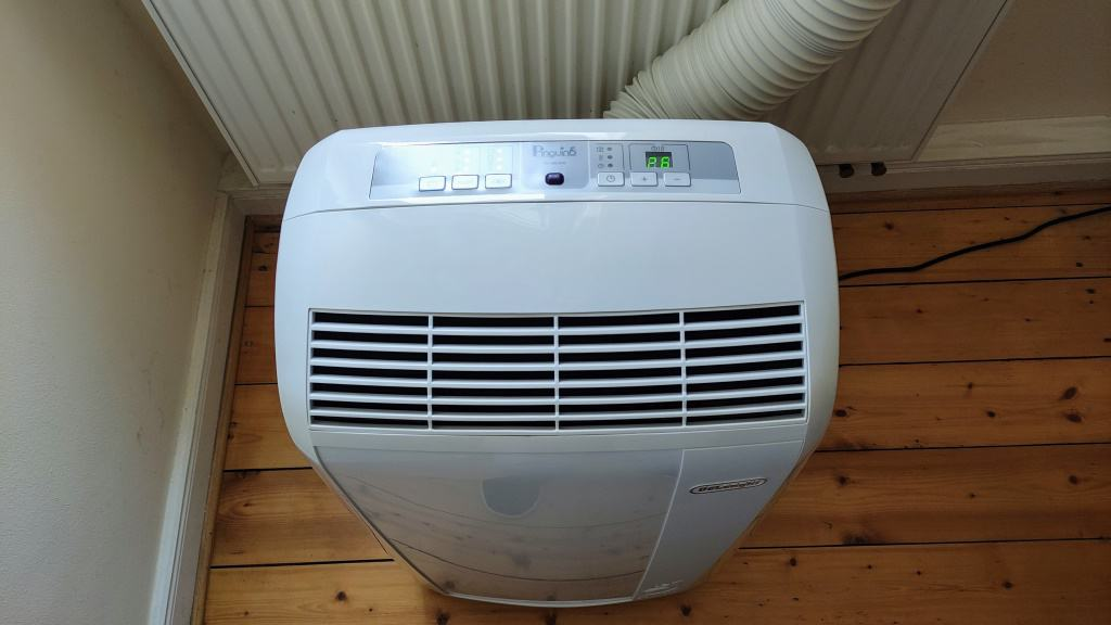 Important properties of air conditioners